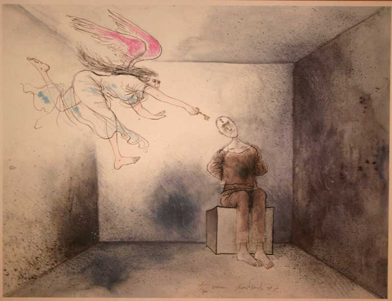 Ronald Searle - Evasion